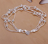 Bead Multilayer Bracelet