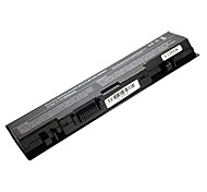5200mAh ordinateur portable de remplacement de batterie pour DELL - Noir