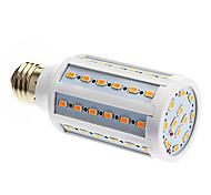 12W E26/E27 LED Corn Lights T 60 SMD 5630 lm Warm White AC 220-240 V