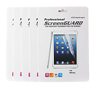 LCD Screen Protector für iPad Mini 3 ipad mini 2 iPad Mini w / Reinigungstuch und Stift (5 Stück)