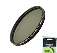 Fotga Pro1-D 72Mm Ultra Slim Mc Multi-Coated Cpl Circular Polarizing Lens Filter