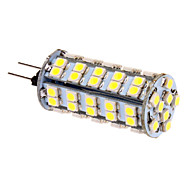 5W G4 Bombillas LED de Mazorca T 66 SMD 3020 380 lm Blanco Fresco DC 12 V
