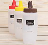 340Ml Transparent Multi-Function Spice Jar