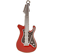 4G Metal Guitar Shaped USB Flash Drive