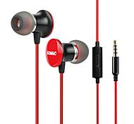 Somic MH410i Stereo-In-Ear-Ohrhörer mit Mikrofon Musik und Remote für MP3/iPod/iPad/DJ/iPhone