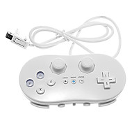 Classical Controller for Wii (White)