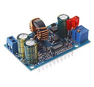 DC-DC automática Buck-Boost Voltaje constante constante del módulo actual - Blue (5A)