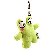 Лягушка Shaped Плюшевые подвеска игрушек