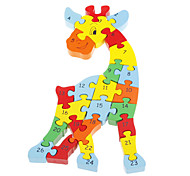 DANNI 3D DIY Sika Deer Intellectual Puzzle Toy