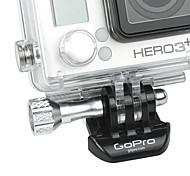 Accesorios GoPro Tornillo Para Gopro Hero 3 / Gopro Hero 3+ aleación de aluminio plata