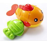 Bath Water Jet Peixe Toy policromada Kids '