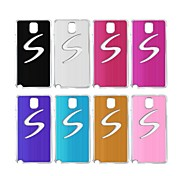 Call Flash Light Metal & Plastic Case for  Galaxy Note 3  (Multicolor)