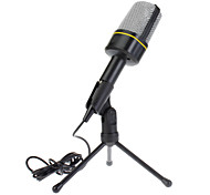K-700 Condenser Microphone Mic Blue with Shock Mount Low-noise Cable Sponge Cover
