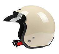khi-4 abs motocicleta material de medio casco