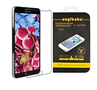 Angibabe Super Slim Russian Spanish Engish Version for Samsung Galaxy Note3/N9000 Screen Protector Premium Tempered Glass Series