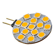 G4/GU4 4.5 W 15 SMD 5060 250-280 LM Warm White MR11 Spot Lights V