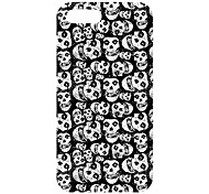 Skull Design Back Case for iPhone 5