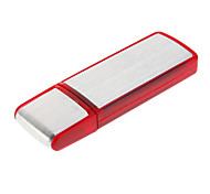 2GB USB Flash Disk Voice Recorder Red