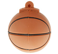 16G Basketball Shaped USB Flash Drive