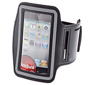 Solid Color Quality Stylish Sport Armband for iPhone 5/5S and Others (Assorted Colors)