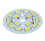 7W 480LM 3000K Warm White Light LED Chip