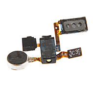 For Samsung Galaxy GT i9100 S2 Earpiece Speaker Audio Jack Vibrator Flex Cable