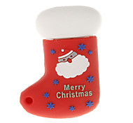 16G Christmas Sock Shaped USB Flash Drive