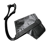 Smooth Nylon Buckle Bite-bit-stop Training Muzzle for Pets Dogs