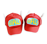 Dragon Ball Cute Arale Adult Red Cosplay Hat