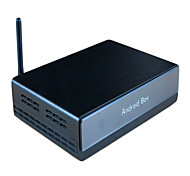 4.2.2 Dual Core Android DVB T2 Hybrid Set Top Box XBMC Optional PVR Dual ARM Cortex A9 Amlogic 8726 MX Internet TV