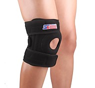 Variable Braid Silicone 4-Spring Knee Patella Guard - Free Size