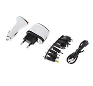 8 in 1 Wall Charger&Car Charger Tool Set for Samsung Tabs&Cell Phones and Other Brands