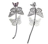 Süße Art Schmetterling Quaste Ohrringe