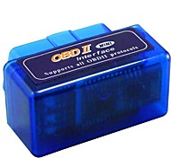 Car OBD 2 ELM-327 Bluetooth Wireless Diagnostic Interface Scanner Tools B02