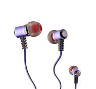 In-ear Headphone with Microphone(Assorted Colors)