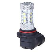 super brilhante 80w 9006 HB4 levou farol do carro lâmpada lâmpada