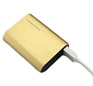 PINENG banco de la energía 5000mah para iphone4 / 4s / 5/5 s / htc galaxia / samsung y otro dispositivo móvil