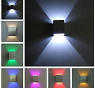 luz LED de pared modernos surtidos colores claros