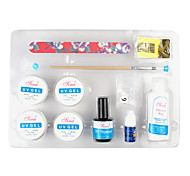 11PCS UV Gel Nail Art Kits Base