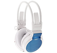 AT-SD88 Hi-Fi Foldable On-Ear Headphone with MP3 Player Support SD/TF/MMC
