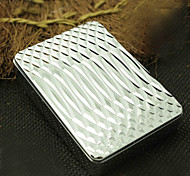 Mechero Electrónico USB personalizada Patrón Silver Rhombus Grabado