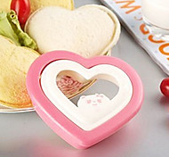 Classic Love Heart Shaped Sandwich & Toast Mold