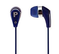 E1 stéréo In-Ear pour iPhone / Samsung / HTC / PC / portable