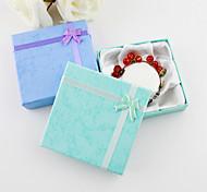 Piazza Jewelry Box per il braccialetto degli orecchini della collana