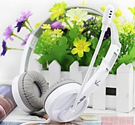 Over-Ear Headphones with Mic for Computer(Assorted Colors)