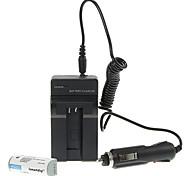 ismartdigi 870mAh Kamera Akku + Ladegerät für Canon IXUS 510 HS 100 1100 IXY50S