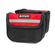 FJQXZ Ourdoor Multifunctional Expansible Waterproof Red Bicycle Saddle Bag