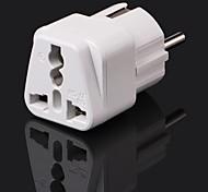 Qualitäts-Universal EU-Stecker-Adapter