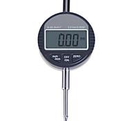 "ZnDiy-BRY Z-086 1.6 ""Indicador digital del LCD de la pulgada / Metric - Negro (0 ~ 25.4mm)"