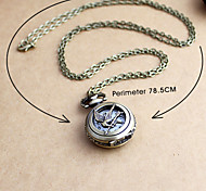 Alloy Pendant Necklace